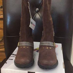 Naturino Rainstep waterproof boots, SZ 27, NIB